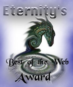 Eternitys Best of the Web Award